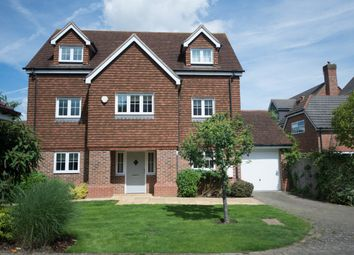 Thumbnail 5 bed detached house for sale in Charlotte Drive, West Malling