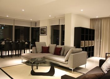 Thumbnail 3 bedroom flat to rent in Pan Peninsula Square, East Tower, Canary Wharf
