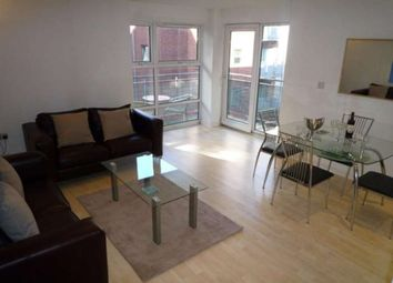 Thumbnail 2 bed flat to rent in The Linx, 25 Simpson Street, Northern Quarter, Manchester