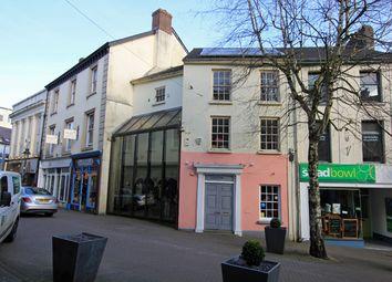 Thumbnail Retail premises to let in Nott Square, Carmarthen, Carmarthenshire