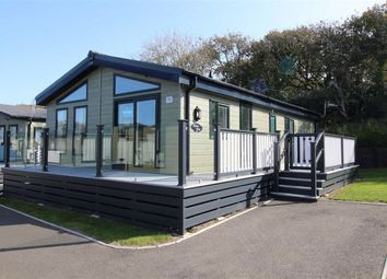 Thumbnail 3 bed mobile/park home for sale in Shorefield Road, Downton, Lymington
