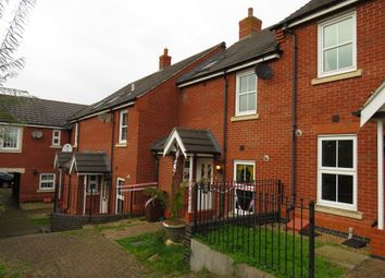 Thumbnail 3 bed terraced house for sale in Farnborough Close, Corby