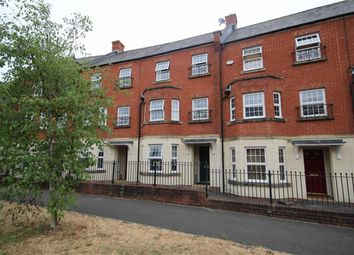 Thumbnail 3 bed town house for sale in Queen Elizabeth Drive, Swindon, Wiltshire