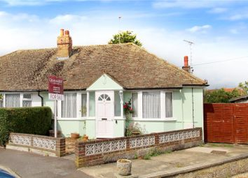 Thumbnail 3 bed semi-detached bungalow for sale in The Crossways, Wick, Littlehampton