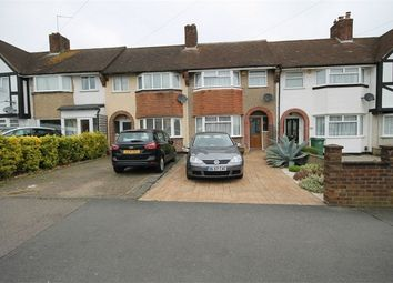 Thumbnail 3 bed terraced house for sale in Buckhurst Avenue, Carshalton, Surrey