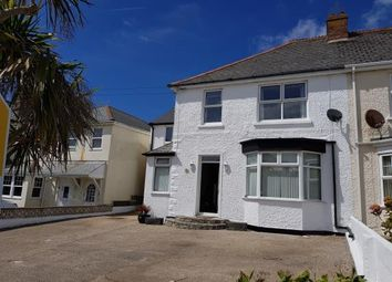 Thumbnail 5 bed semi-detached house for sale in Newquay, Cornwall, England