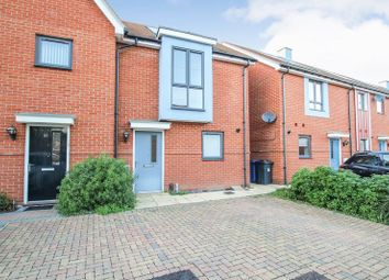 Thumbnail 2 bed semi-detached house to rent in Heathland Way, Grays
