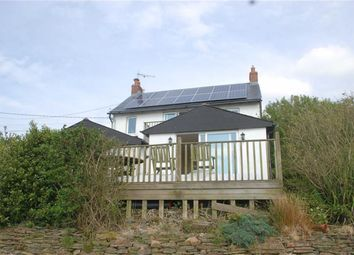 Thumbnail 3 bed detached house to rent in Crackington Haven, Bude