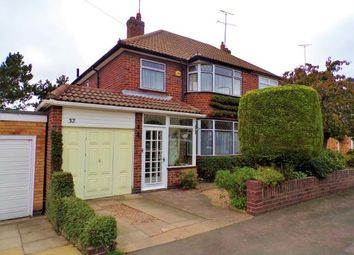 Thumbnail 3 bed semi-detached house for sale in Mossdale Road, Braunstone Town, Leicester, Leicestershire