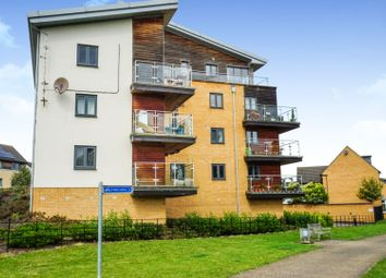Thumbnail 3 bedroom flat for sale in Four Chimneys Crescent, Peterborough