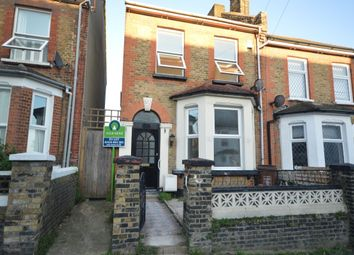 Thumbnail 3 bed semi-detached house to rent in Grove Road, Rochester