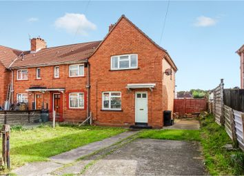 Thumbnail 3 bed end terrace house for sale in Lurgan Walk, Knowle