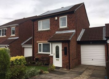 Thumbnail 3 bed property for sale in Hickstead Close, Wallsend