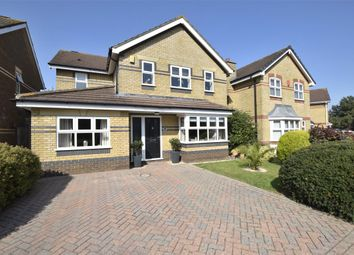 Thumbnail 4 bed detached house for sale in Gover Road, Hanham, Bristol, Gloucestershire