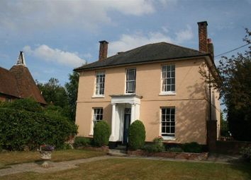 Thumbnail 4 bed detached house to rent in North Lane, Boughton-Under-Blean, Faversham
