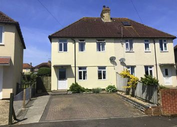 Thumbnail 3 bed semi-detached house for sale in South View Place, Marlborough, Wiltshire