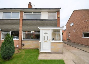Thumbnail 3 bed semi-detached house for sale in 8 Conisborough Lane, Garforth, Leeds