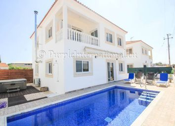 Thumbnail 3 bed villa for sale in Vrysoules, Frenaros, Cyprus