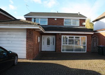 Thumbnail 6 bed detached house to rent in Cannon Close, Earlsdon, Coventry