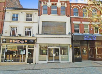 Thumbnail Retail premises for sale in Piccadilly, Hanley, Stoke-On-Trent