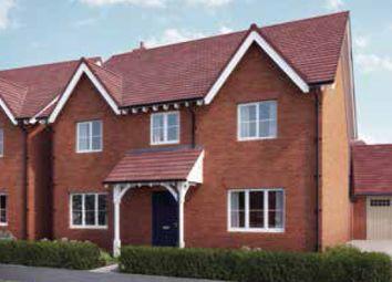 Thumbnail 4 bed detached house for sale in Tadpole Garden Village, Blunsdon, Swindon