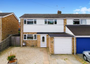 Thumbnail 3 bed semi-detached house to rent in Wilmot Close, Witney