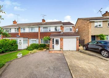 Thumbnail 4 bed end terrace house for sale in Broome Close, Horsham