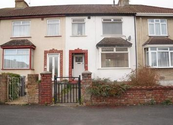 Thumbnail 3 bed property for sale in Crossfield Road, Staple Hill, Bristol