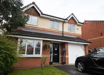 Thumbnail 4 bed property for sale in Luntswood Grove, Newton-Le-Willows