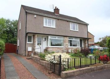 Thumbnail 2 bed semi-detached house for sale in Chisholm Drive, Newton Mearns, Glasgow, East Renfrewshire