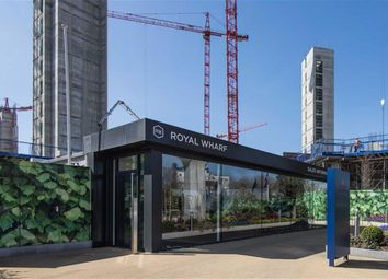 Thumbnail Studio for sale in Royal Wharf, Barrier Point Road, London