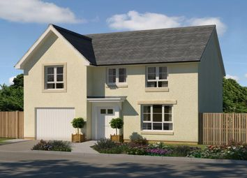 "Thumbnail 4 bedroom detached house for sale in ""Delgatie"" at Prospecthill Road, Motherwell"