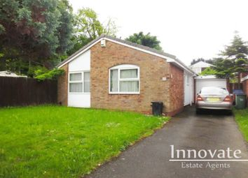 Thumbnail 2 bed detached bungalow for sale in St. Benedicts Close, West Bromwich