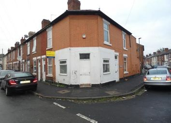 Thumbnail 3 bed end terrace house for sale in Holcombe Street, Derby, Derbyshire