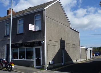Thumbnail Maisonette to rent in Neath Road, Plasmarl, Swansea