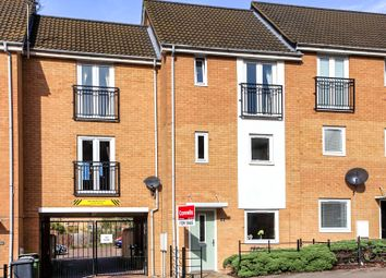 Thumbnail 5 bed town house for sale in Lakeview Way, Hampton Centre, Peterborough
