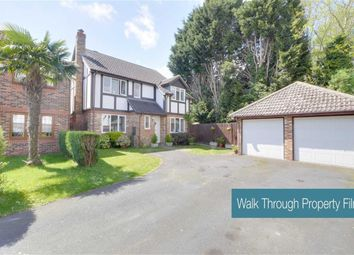 Thumbnail 5 bed detached house for sale in Greenacres Drive, Hailsham
