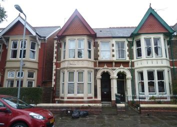 Thumbnail 1 bed flat to rent in Kimberley Road, Roath, ( 1 Bed ), G/F Rear
