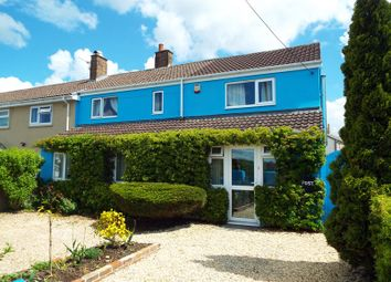 Thumbnail 3 bed semi-detached house for sale in Westover, Nunney, Frome