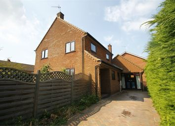 Thumbnail 4 bedroom detached house for sale in Lime Close, Ufford, Woodbridge, Suffolk