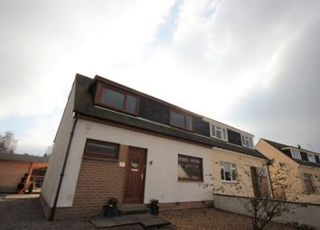 Thumbnail 3 bedroom semi-detached house for sale in Ladywood Drive, Aboyne