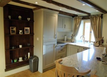 Thumbnail 1 bed semi-detached house to rent in The Tack Room, Netherwent