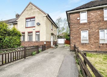 Thumbnail 3 bedroom terraced house for sale in Wordsworth Avenue, Ecclesfield, Sheffield