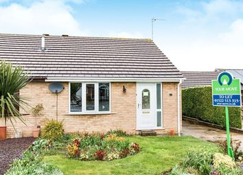 Thumbnail 2 bed bungalow to rent in Chesney Road, Lincoln