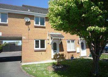 Thumbnail 2 bed semi-detached house to rent in The Wheate Close, Rhoose, Barry