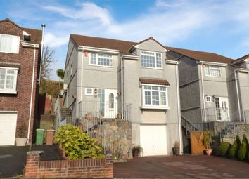 Thumbnail 4 bed detached house for sale in Wheatridge, Plymouth, Devon