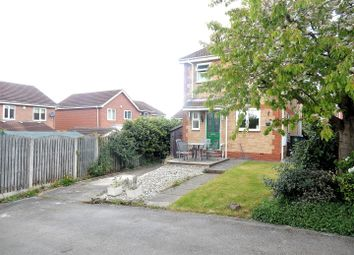 Thumbnail 4 bed detached house for sale in Beaufort Way, Worksop