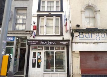Thumbnail Commercial property for sale in 43 Bridge Street, Caernarfon, Gwynedd