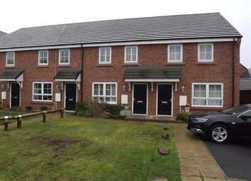 Thumbnail 3 bed terraced house for sale in Patrons Drive, Elworth, Sandbach, Cheshire