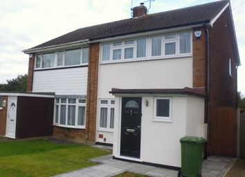 Thumbnail 3 bed property to rent in Alicia Avenue, Wickford